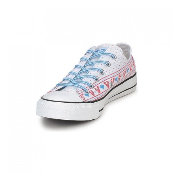 Converse All Star Wilderness Sweater Ox White Women's Shoes