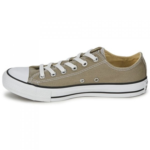 Converse All Star Seasonal Ox Old Silver Women's Shoes