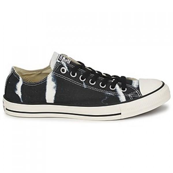 Converse All Star Bleach Black Women's Shoes