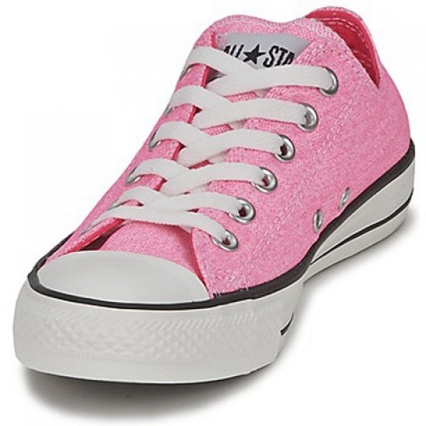 Converse All Star Neon Ox Neon Pink Women's Shoes