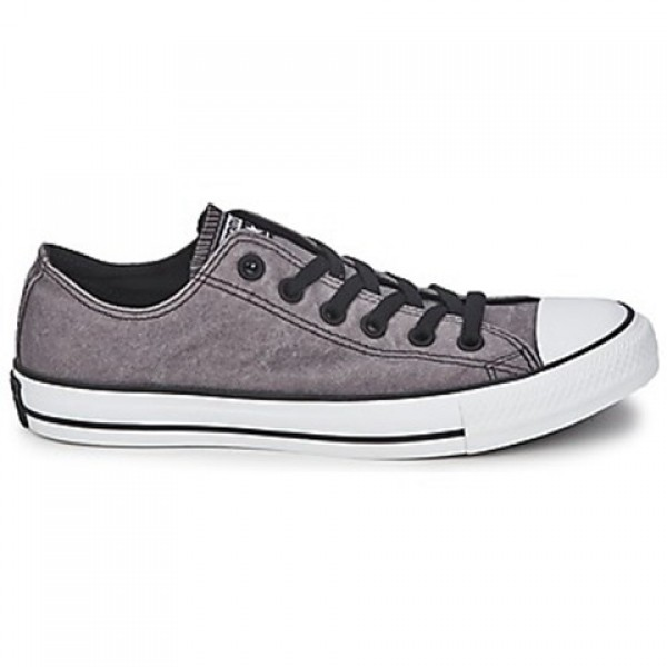 Converse All Star Basic Vintage Ox Charcoal Grey W...