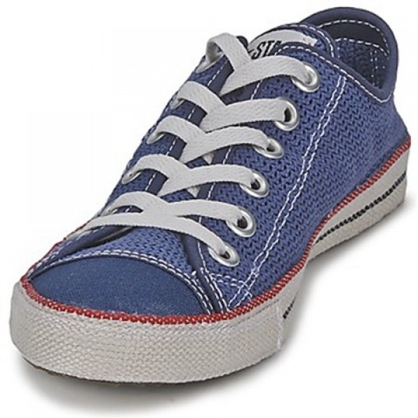 Converse All Star Chuckout Ox Athletic Navy Women's Shoes