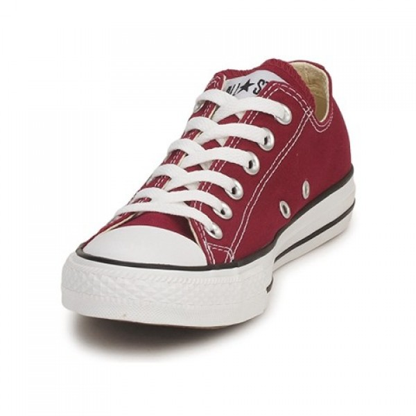Converse All Star Ox Bordeaux Women's Shoes