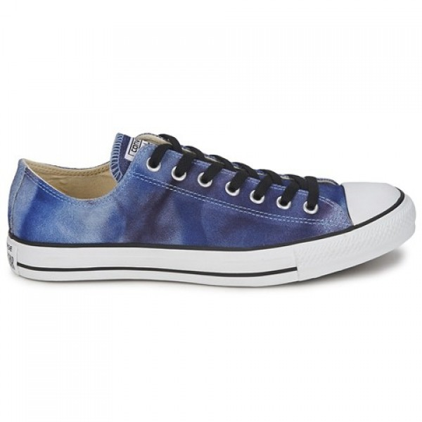 Converse All Star Tie Dye Blue Women's Shoes