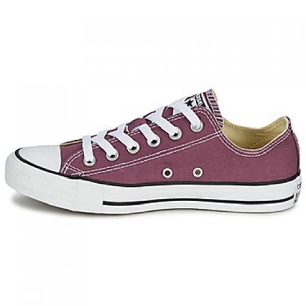 Converse All Star Seall Staron Ox Purple Women's Shoes