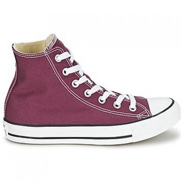Converse All Star Seall Staron Hi Purple Men's Sho...