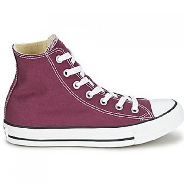 Converse All Star Seall Staron Hi Purple Men's Sho...