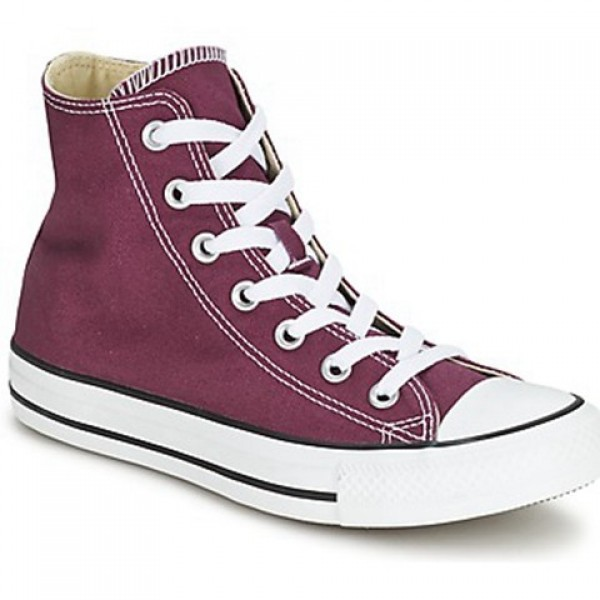 Converse All Star Seall Staron Hi Purple Men's Shoes