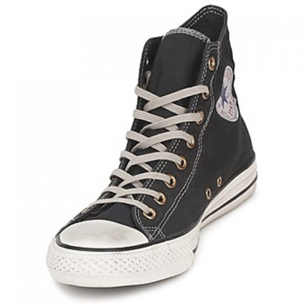 Converse All Star Well Worn Hi Black Men's Shoes