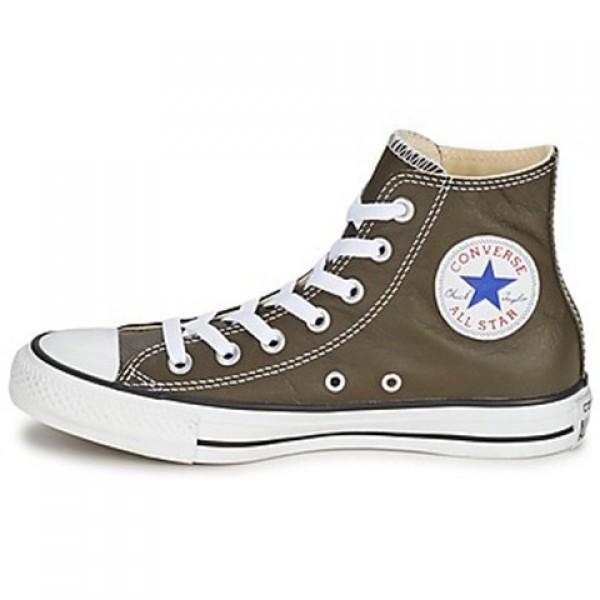 Converse All Star Seall Staron Hi Brown Dark Men's Shoes