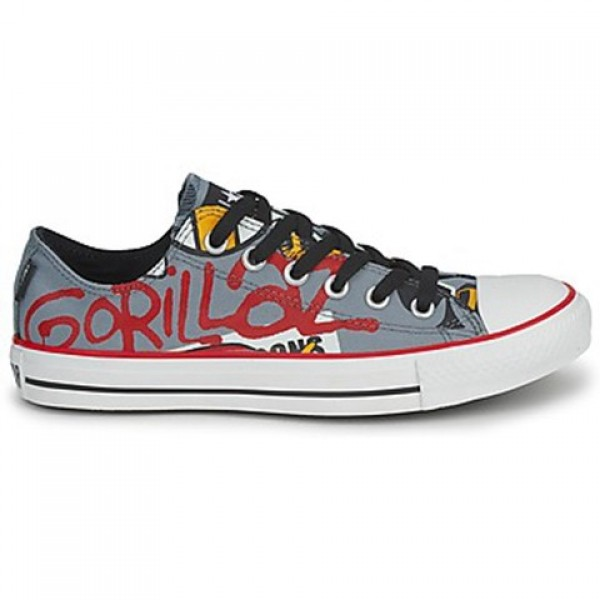Converse All Star Gorillaz Ox Lead Women's Shoes