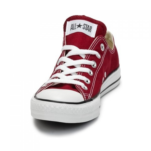 Converse All Star Core Ox Maroon Women's Shoes