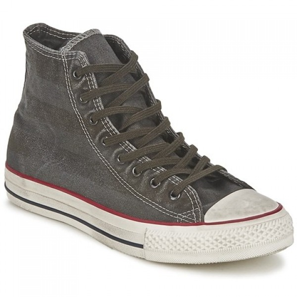 Converse All Star Washed Hi Wild Dove Women's Shoes