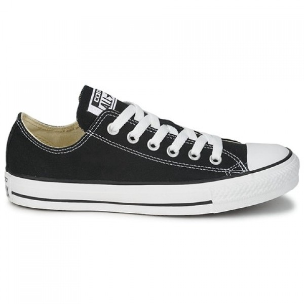 Converse All Star Core Ox Black Women's Shoes