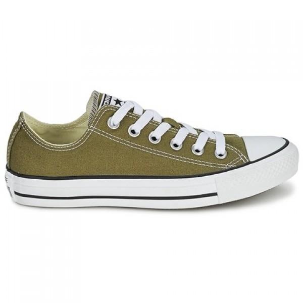 Converse All Star Seall Staron Ox Green Cactus Wom...