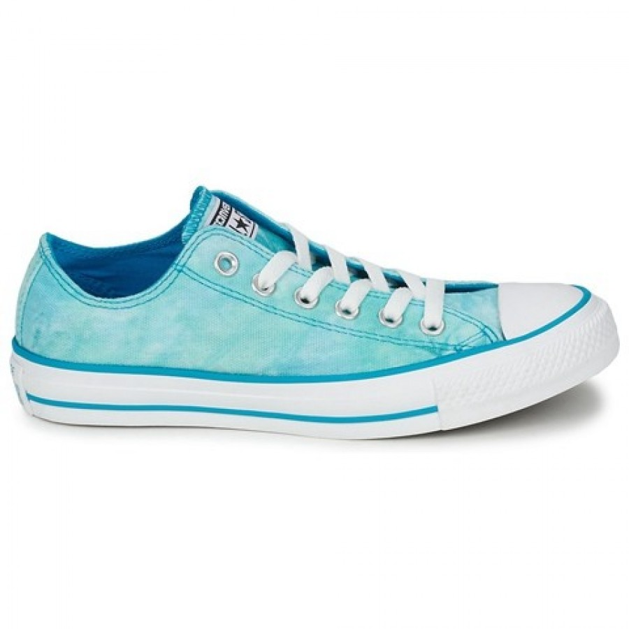 turquoise converse womens
