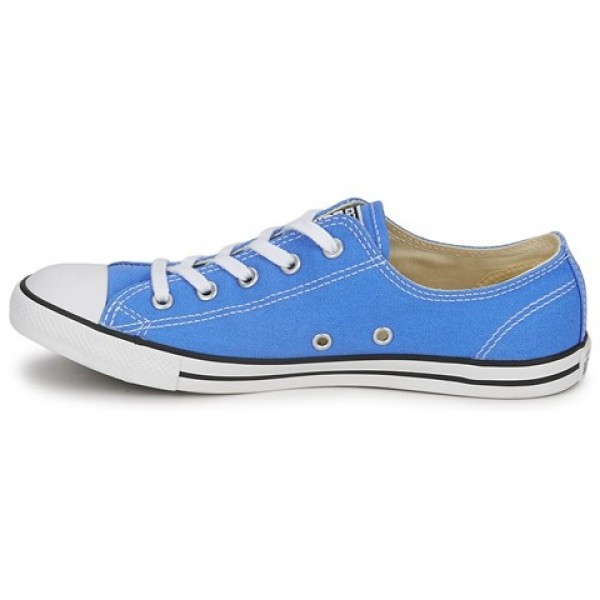 Converse All Star Dainty Ox Blue Women's Shoes