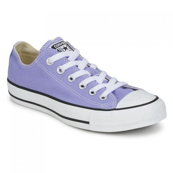 Converse All Star Season Ox Lavender Women's Shoes