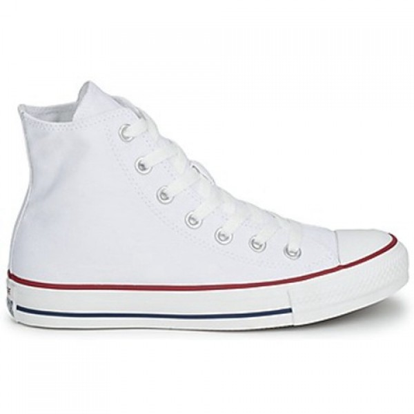 Converse All Star Ctas Hi Optical White Men's Shoes