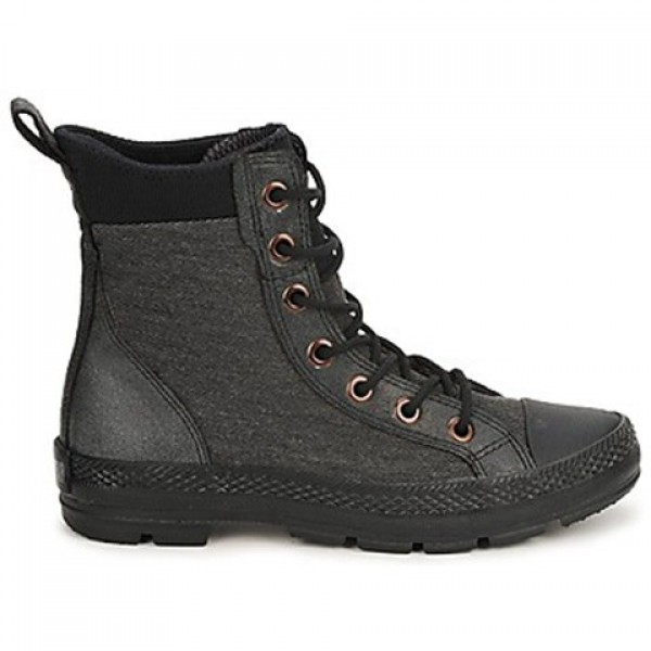 Converse All Star Sargent Black Women's Shoes