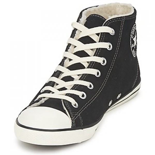Converse All Star Dainty Black Women's Shoes