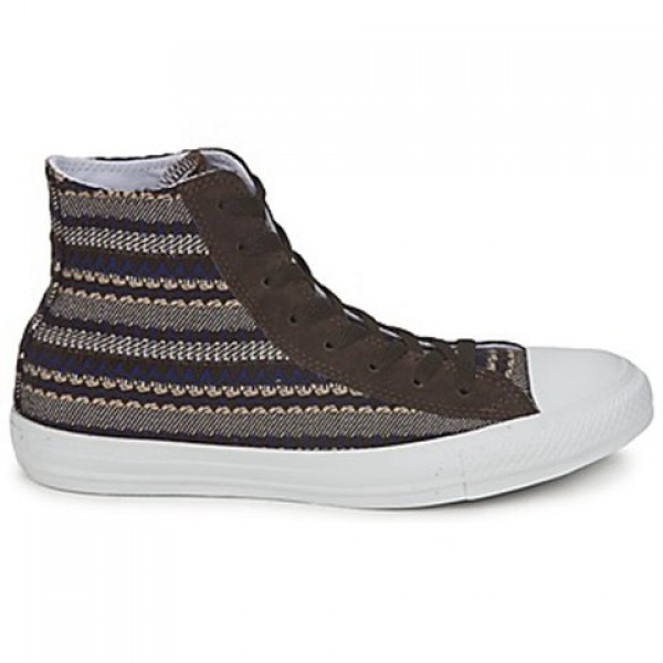 Converse All Star Native Blanket Chocolate Twilight Women's Shoes