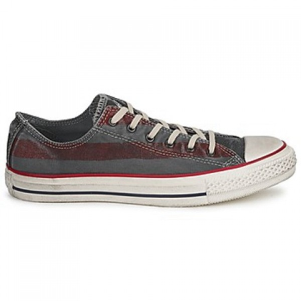 Converse All Star Premium Washed Flag Ox Anthracit...