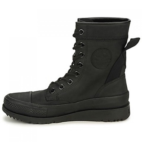 Converse All Star Major Mills Black Women's Shoes
