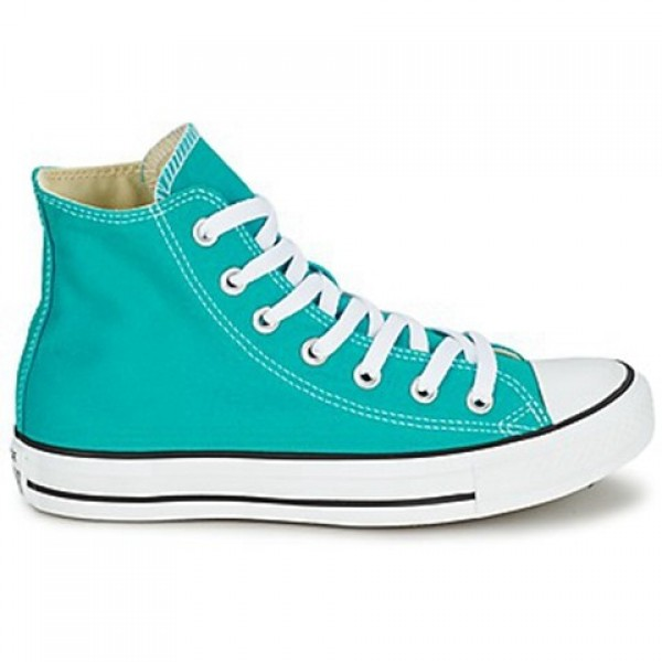 Converse All Star Seall Staron Hi Turquoise Men's ...