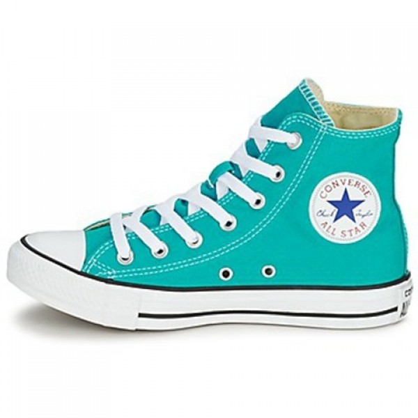 Converse All Star Seall Staron Hi Turquoise Men's Shoes