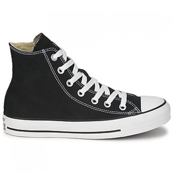 Converse All Star Ctas Hi Black Men's Shoes