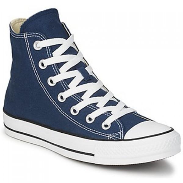 Converse All Star Ctas Hi Navy Men's Shoes