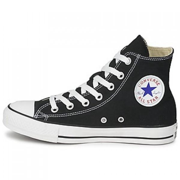 Converse All Star Ctas Hi Black Men's Shoes
