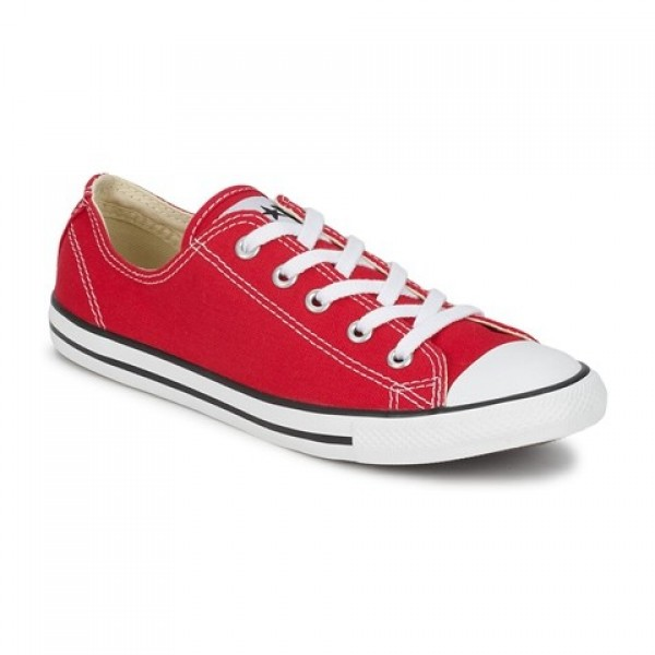 Converse All Star Dainty Ox Red Women's Shoes