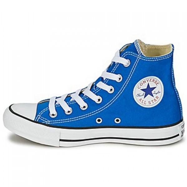 Converse All Star Seall Staron Hi Blue Women's Shoes