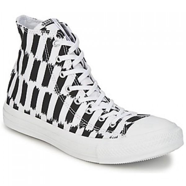 Converse All Star Marimekko Ishimoto Hi White Black Women's Shoes