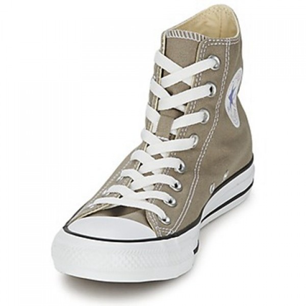 Converse All Star Season Hi Old Silver Women's Shoes