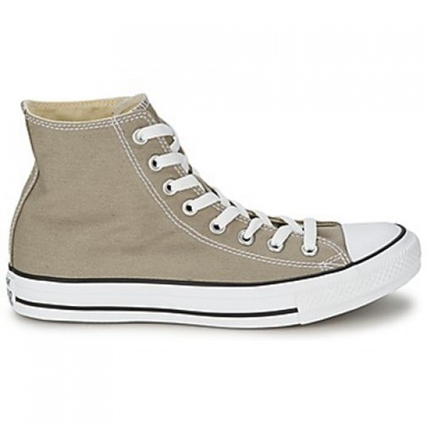 Converse All Star Season Hi Old Silver Women's Sho...