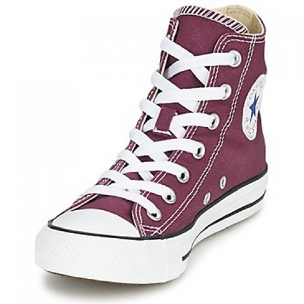Converse All Star Seall Staron Hi Purple Women's Shoes