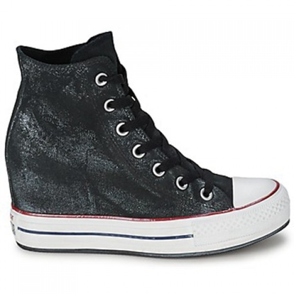 Converse All Star Platform Plus Star Playerarkle W...