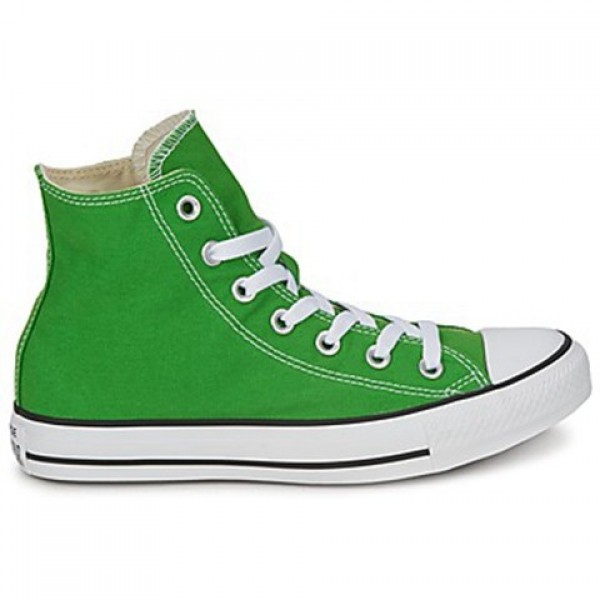 Converse All Star Season Hi Green Apple Women's Sh...