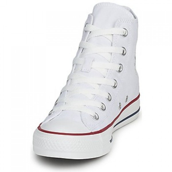 Converse All Star Ctas Hi Optical White Women's Shoes