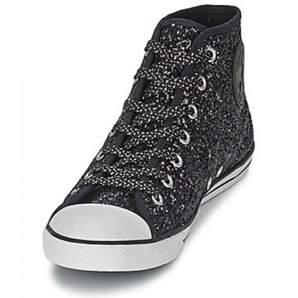 Converse All Star Dainty Star Playerark Black Women's Shoes