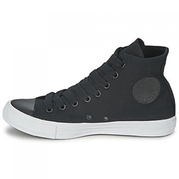 Converse All Star Ctas Hi Black Women's Shoes