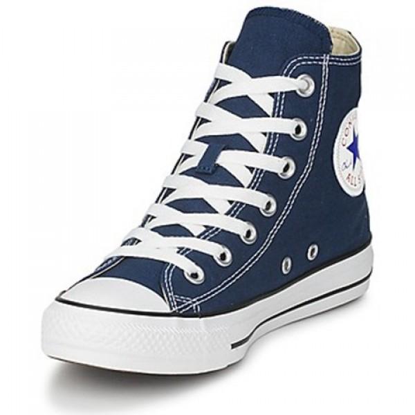 Converse All Star Ctas Hi Navy Women's Shoes