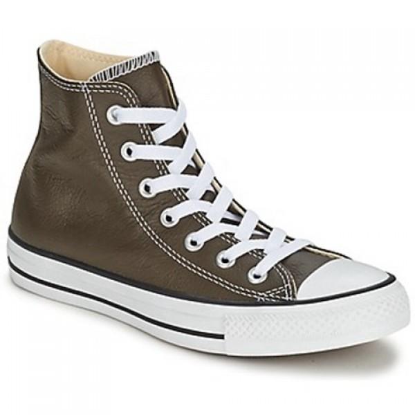 Converse All Star Seall Staron Hi Brown Dark Women's Shoes