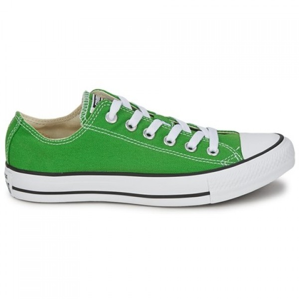 Converse All Star Season Ox Green Apple Women's Sh...