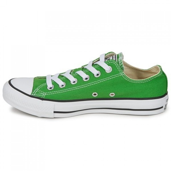 Converse All Star Season Ox Green Apple Women's Shoes