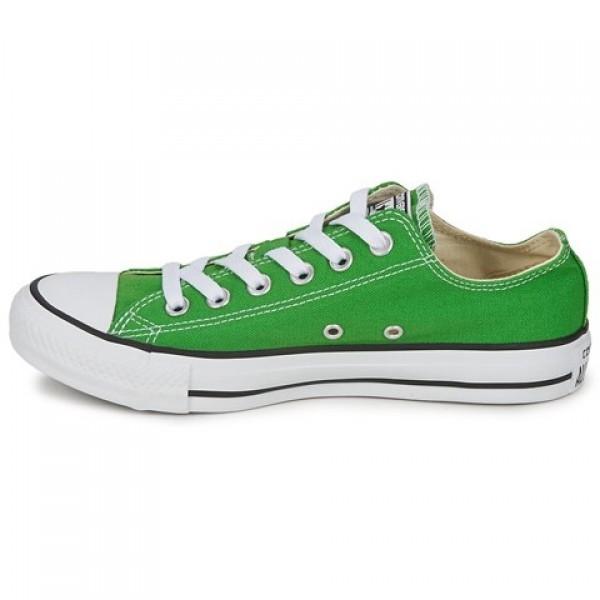 Converse All Star Season Ox Green Apple Women's Shoes