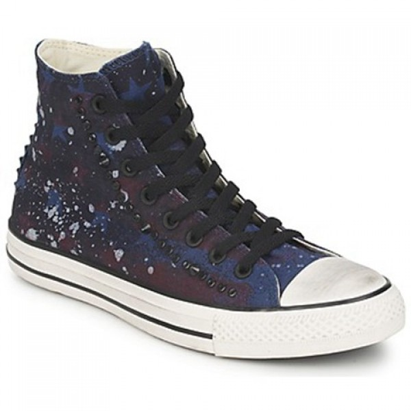 Converse All Star Wash Stud Hi Multi Women's Shoes
